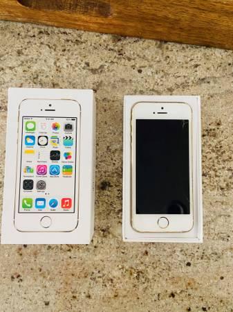 Photo Gold iPhone 5s 16GB Verizon - $20 (Rancho Bernardo)