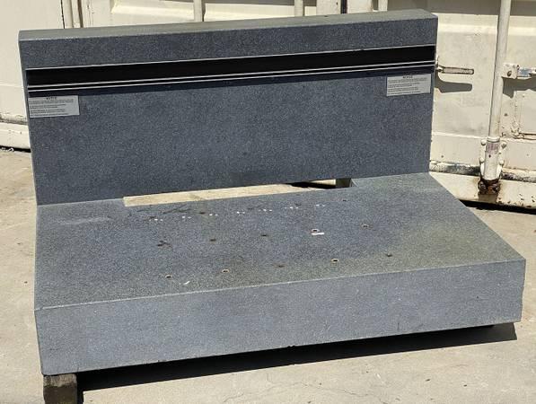 Photo Granite Surface PlateInspection Tables - $575 (El Cajon)