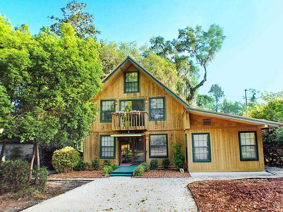 Photo HOT DEAL  NORTH FLORIDA - WATER FRONT HOME on BLACK CREEK (Middleburg, Florida)