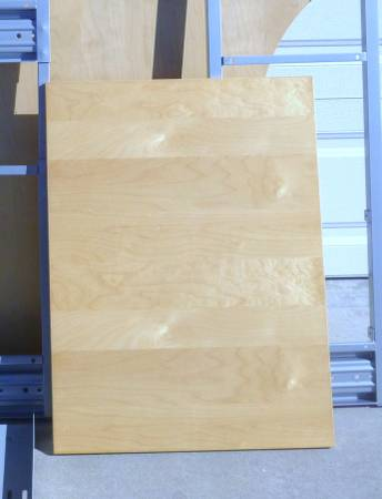 Photo Ikea Birch  Black 24quot x 31quot Extensions wFrame  Other Extensions  (San Diego)