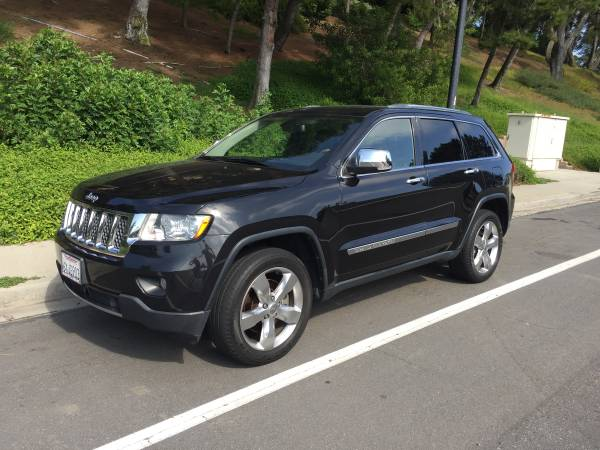 Photo Jeep Grand Cherokee for sale - $13,500 (Solana Beach)