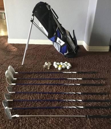 Photo Jr. Golf Set - $90 (Rancho Bernardo)
