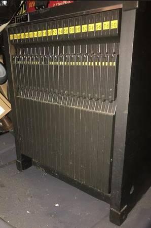 Photo Karaoke Laser Disc Professional Storage Case Cabinet - $25 (San Diego)