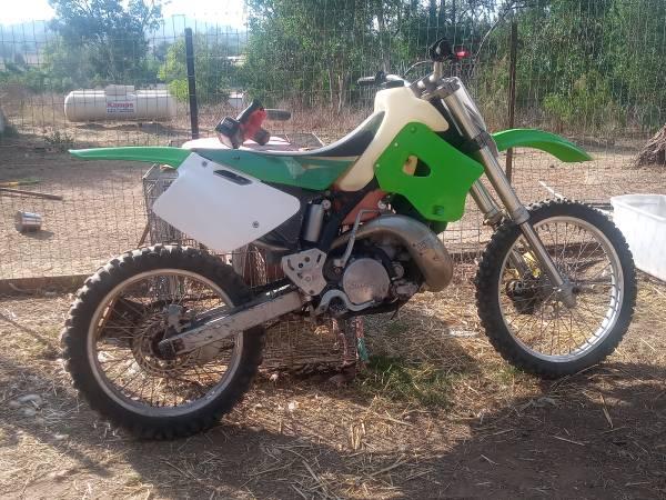 Photo Kawasaki kx 250 - $1,700 (Ramona)