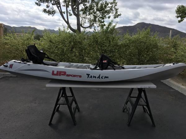 Photo Kayak- kayaks for fishing or ocean - $1,100 (Rancho Bernardo)