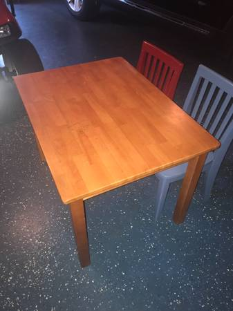 Photo Kids table  desk and chairs - $50 (Rancho Bernardo)