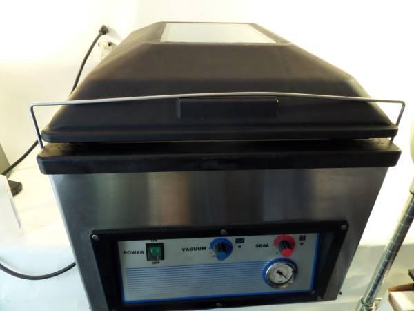 Photo Koch Ultravac Vacuum Bag Sealer UV-225 Vacuum Chamber Packaging - $1400 (Ocean Beach)