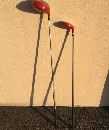 Photo Krank Red Hot Chilli Peppers Golf Clubs Good Condition - $100 (Oceanside)