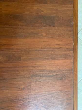 Photo Laminate Flooring - $114 (Santee Ca.)
