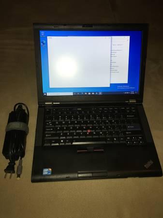 Photo Lenovo Thinkpad T410 laptop - $80 (Rancho Bernardo)