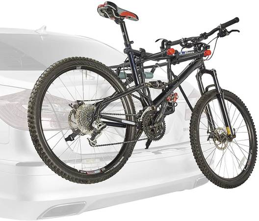 Photo NEW TRUNK BIKE RACK (Fully assembled, installs in seconds)