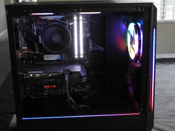 Photo New Just Built Gaming Computer - $1,000 (Rancho Bernardo)