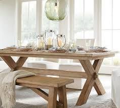 Photo New Pottery Barn Toscana Dining Table - $1,700 (Encinitas)