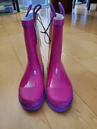 Photo New Western Chief rainboots -Pink - $25 (Rancho Bernardo)
