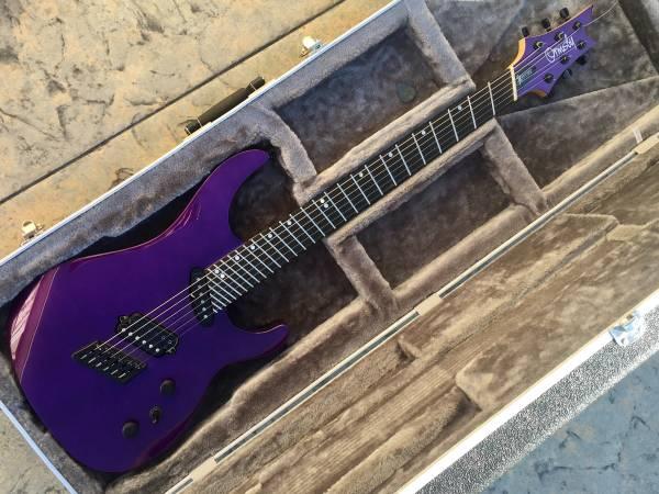 Photo Ormsby SX GTR 6 string guitar - $800 (San Marcos)