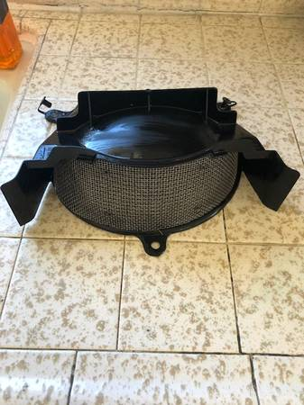 Photo PORSCHE 924 931 944 TURBO BLOWER MOTOR COVER HEATER COVER - $25 (CROWN POINT)