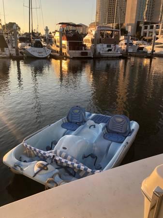 Photo Pelican peddle boat - $350 (San Diego)