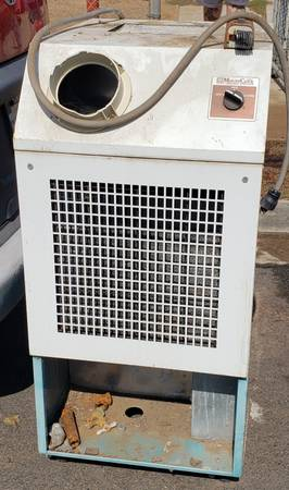 Photo Portable air conditioner (National City)