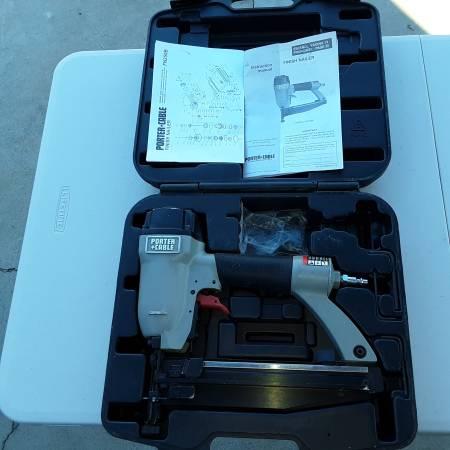 Photo Porter Cable FN205B Finish Nailer - $75 (Escondido)