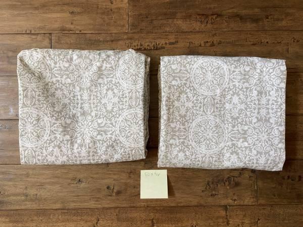 Photo Pottery Barn Curtain Panels (x2) - $30 (Rancho Bernardo)