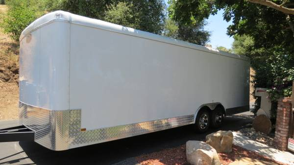 Photo RV CoverCustom Trailer Car HaulerCustom Wheel39sTire39sMor 2 Sell - $1
