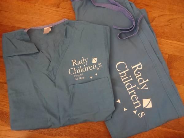 Photo Rady Children39s Hospital - Medical Scrubs XS - $10 (San Diego)