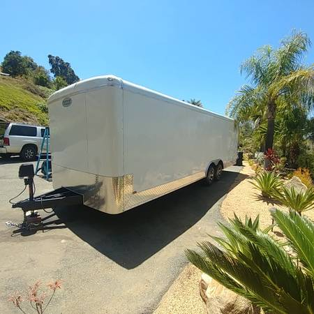 Photo Retiring Custom Trailer Car HaulerCustom Wheel39s  More Priced 2 Sell - $1