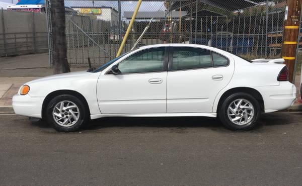 Photo Selling Pontiac Grand Am - $1,400 (Chula Vista)