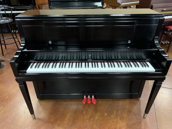 Photo Steinway Model 4510 Upright Piano Just 10 Years Old - $12,900 (San Marcos)