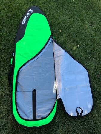 Photo Surfboard Bag 7390 (NEW) - $65 (Rancho Bernardo or Del Mar)