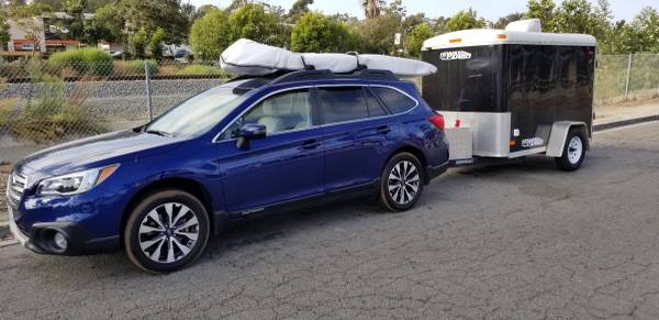 Photo This is better than Teardrop trailer ( SOLD ) - $4,800 (OCEANSIDE)