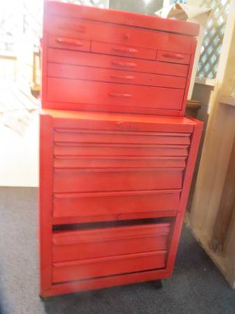 Photo Two strong real large tool Box39s and Small ridder Box - $200 (Santee)