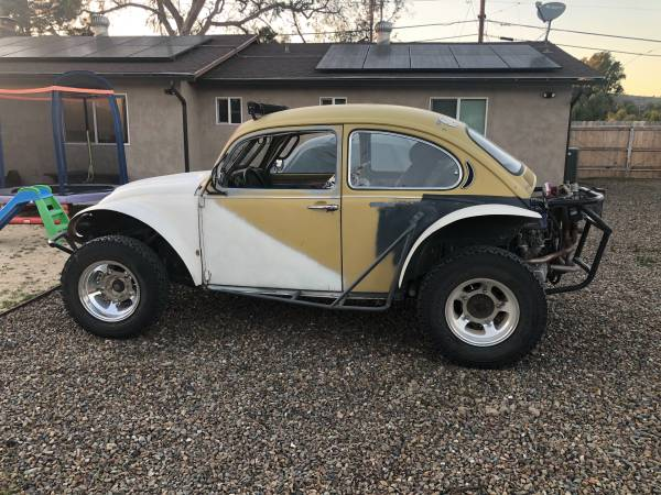 Photo VW Baja Bug - $7,000 (Lakeside)