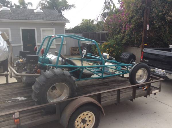Photo VW sand Buggy. 2332. Must see - $4000 (Point loma)