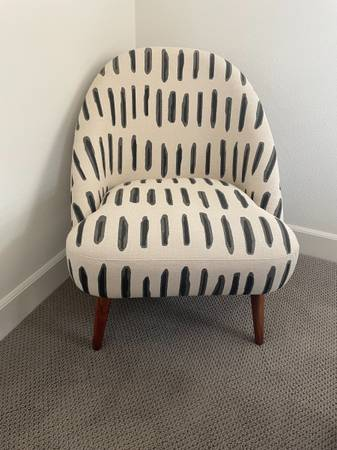 Photo World Market Designer Chair - $135 (Ramona)