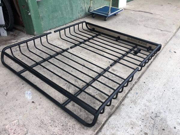 Photo Yakima LoadWarrior MegaWarrior cargo parts, accessories - $250 (San Diego)