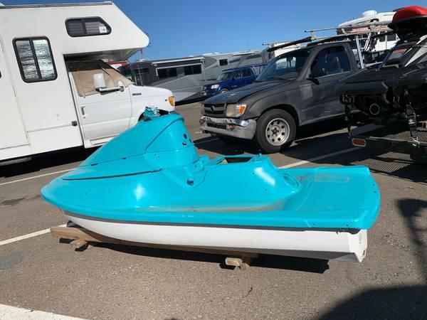 Photo Yamaha Wave Blaster hull - $550 (Carmel Valley)