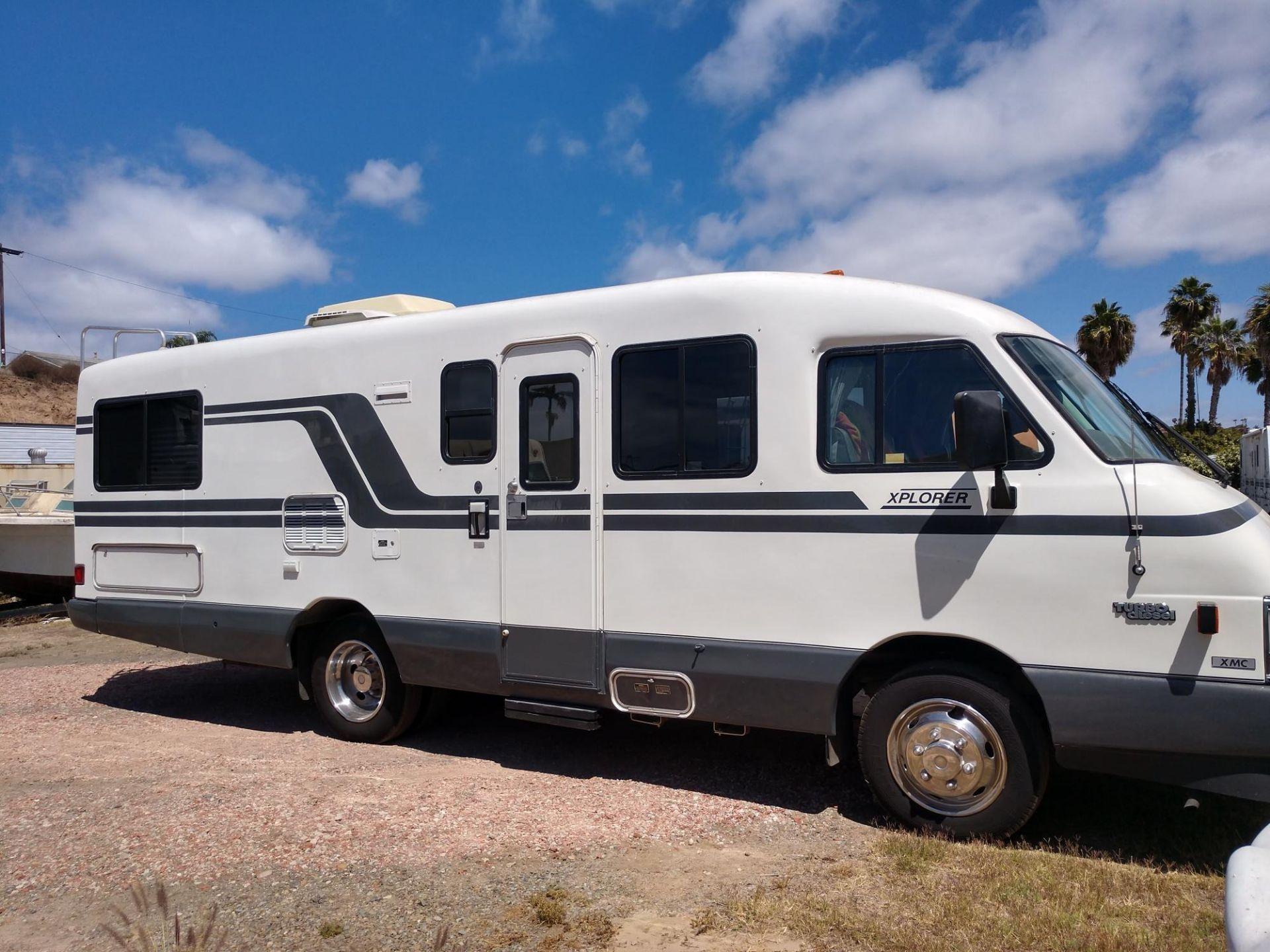 1991 Xplorer Xmc 15900 Rv Rvs For Sale San Diego
