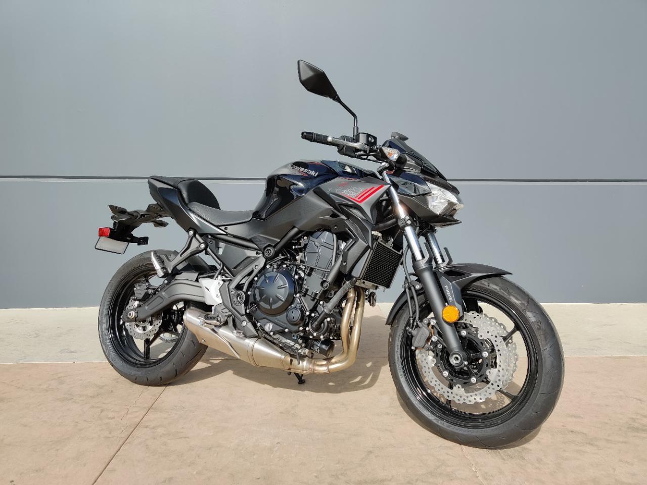 Photo 2020 Kawasaki Z650 ABS $6299