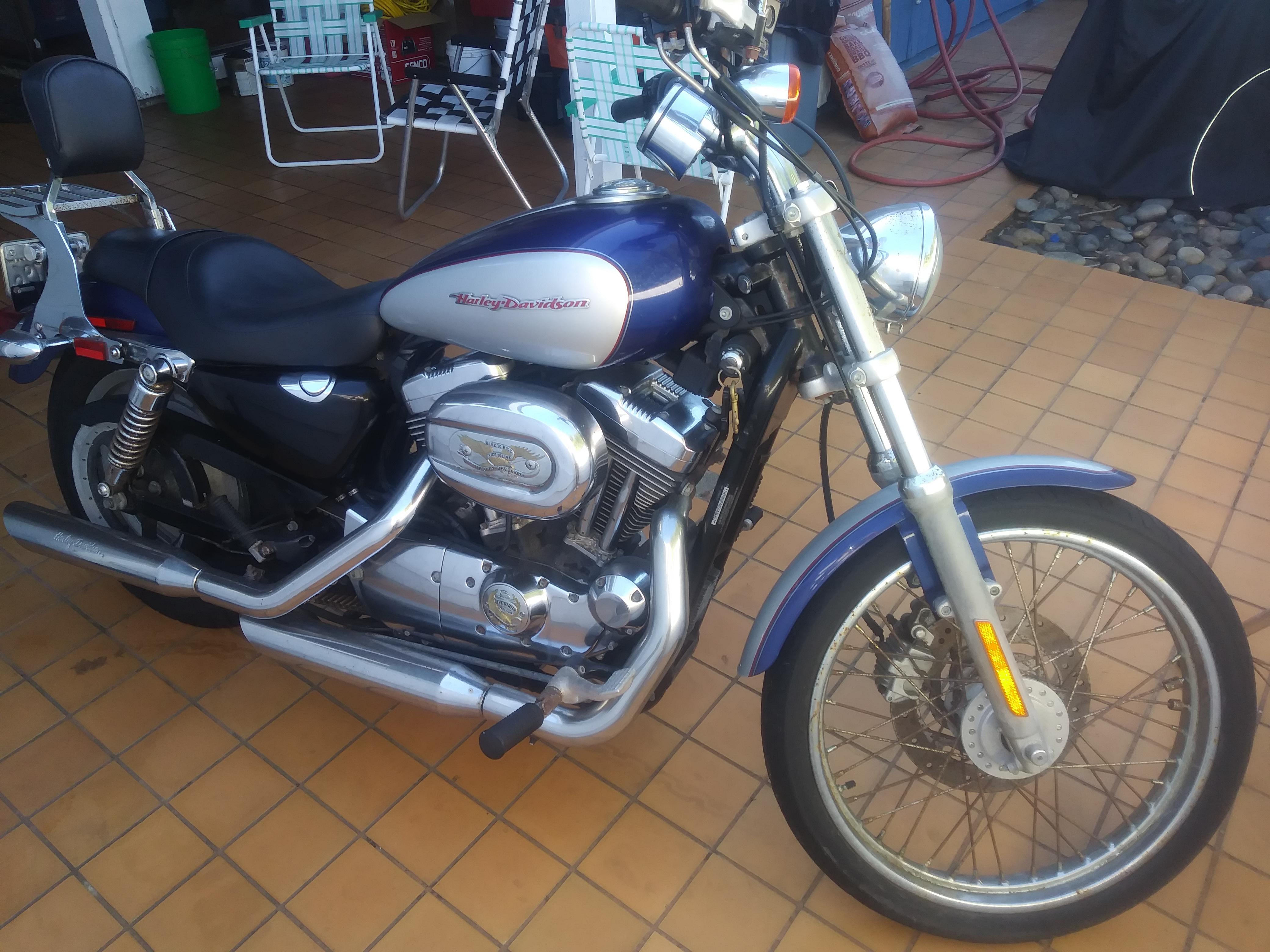 Photo 2006 Harley-Davidson SPORTSTER 1200 R $280070.8470.84
