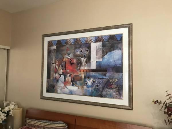 Photo Colorful Picture  Artwork  - $70 (Rancho Bernardo)