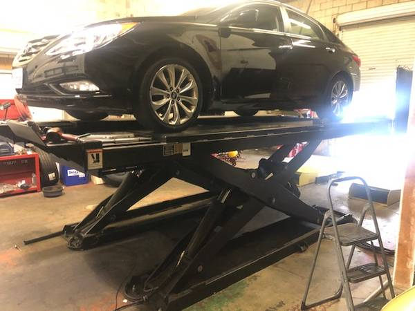 Photo alignment machine and 12k alignment rack - $17000 (escondido)