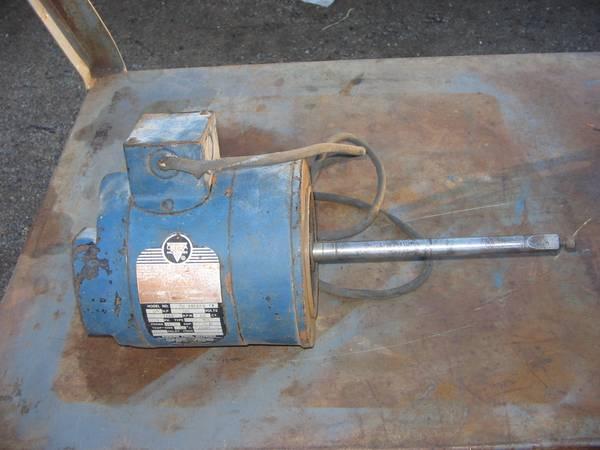 Photo delta 14 hp motor - $50 (el cajon)