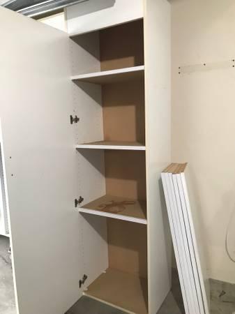 Photo garage cabinets and shelves (Escondido Hidden Meadows)
