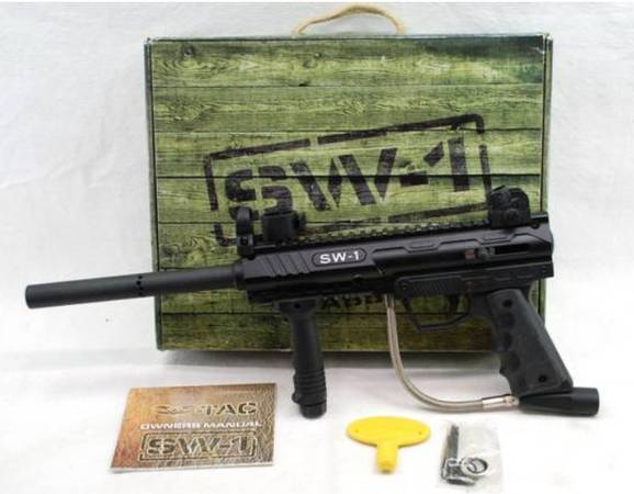 Photo valken paint ball N I B , new never used - $75 (San Marcos)