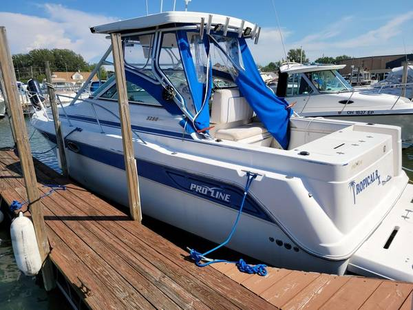 Photo 1998 Proline 3250 Ready for fishing - $43,900 (Marblehead)