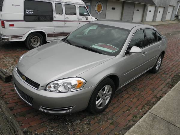 Photo 2008 Chevy Impala - $4595 (Crestline)
