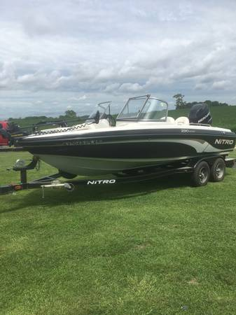 Photo 2012 290 nitro boat - $26,500 (Tollesboro ky)