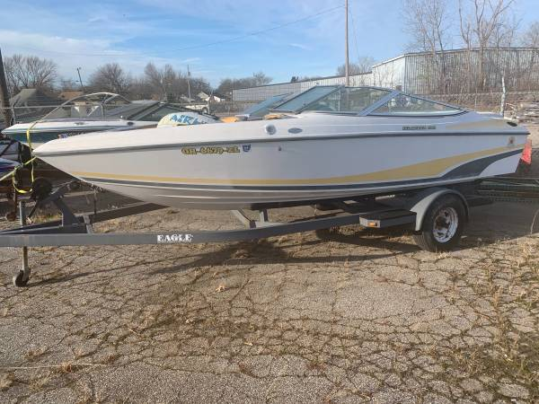 Photo BAJA ISLANDER 188. PROJECT BOAT - $1,250 (Lorain)
