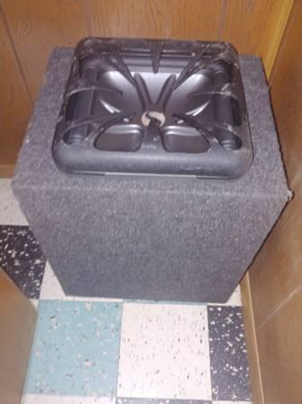 Photo Car audio Kicker JL Audio Alpine - $650 (West)